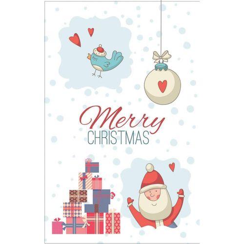 Pano de Copa Papai Noel - Lepper