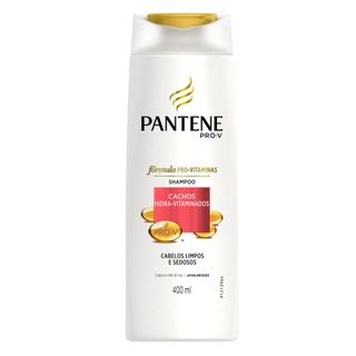 Pantene Cachos Hidra-Vitamiandos - Shampoo 400ml