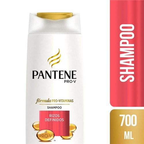 Pantene Pro-V Rizos Definidos, Shampoo, 700 Ml