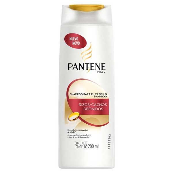 Pantene - Shampoo Pantene Pro-v Cachos Definidos 200ML