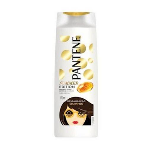 Pantene Summer Restauração Shampoo 175ml