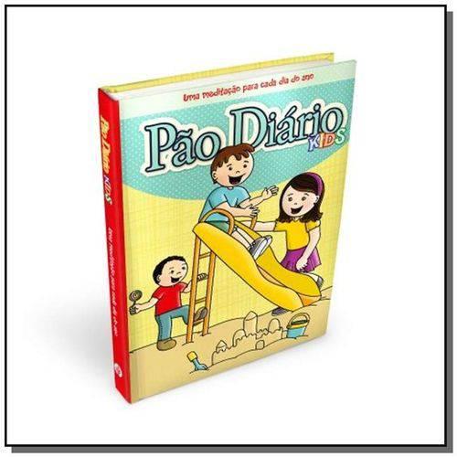Tudo sobre 'Pao Diario Kids'