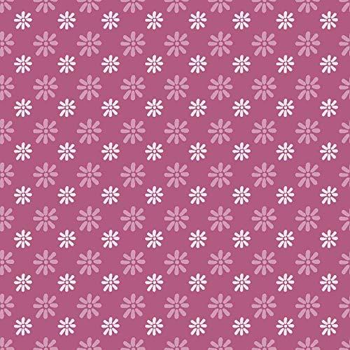 Papel de Parede Adesivo - Flores 02 300 X 59cm