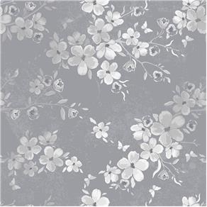 Papel de Parede Adesivo - Flores - N0911