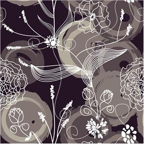 Papel de Parede Adesivo - Flores - N0915