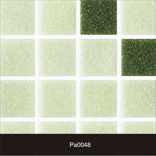 Papel de Parede Auto Adesivo Lavável Pastilha Pa0048 Verde