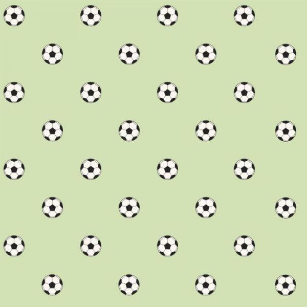 Papel de Parede Infantil Futebol