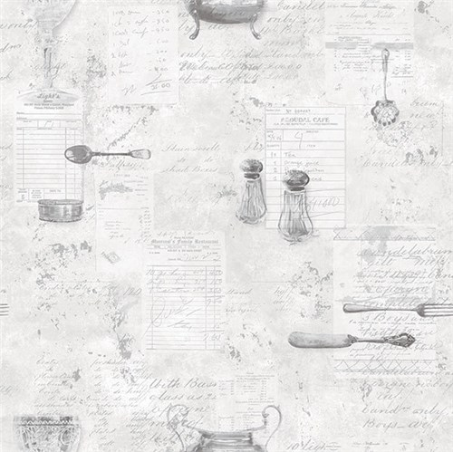 Papel de Parede Kitchen Recipes G12293 Kitchen Recipes G12293