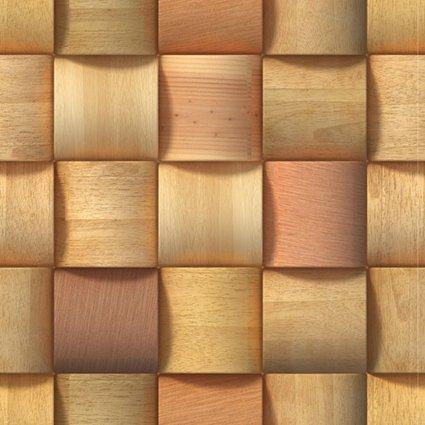 Papel de Parede Madeira - 762 (3,50x0,58)
