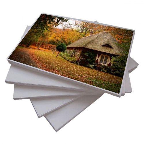 Papel Fotográfico Glossy Brilhante 230g A4 20 Folhas