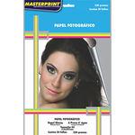 Papel Fotografico Inkjet A4 Glossy 230G Pct.C/20 Masterprint