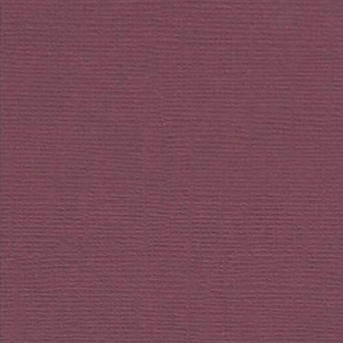 Papel Scrapbook Cardstock PCAR038 Marrom Tijolo