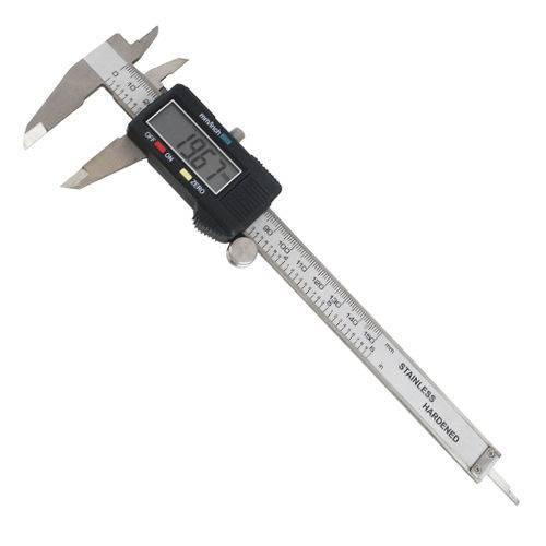 Tudo sobre 'Paquímetro Digital 150mm-lee Tools-684132'