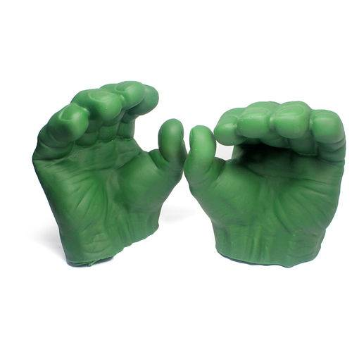 Tudo sobre 'Par de Luvas Mão do Hulk os Vingadores / Avengers / Marvel'