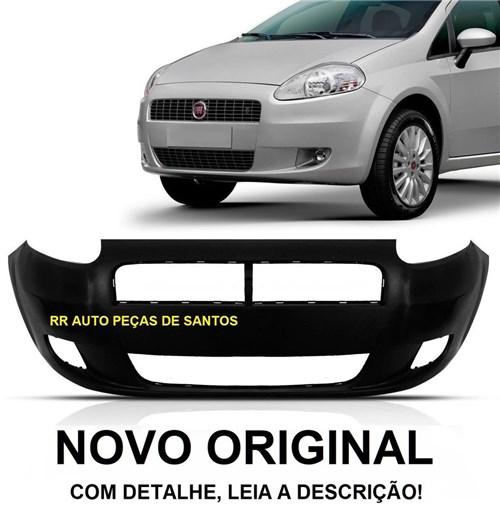 Parachoque Dianteiro Punto 2007 2008 2009 2010 2011 2012 Original