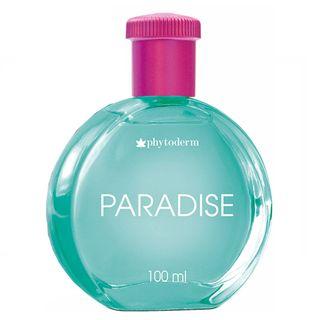 Paradise Phytoderm - Perfume Feminino - Deo Colônia 100ml