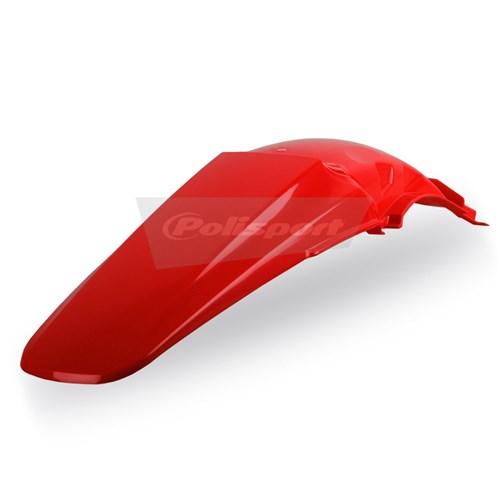 Paralama Traseiro Cr 125R/250R (02-07) (Vermelho)