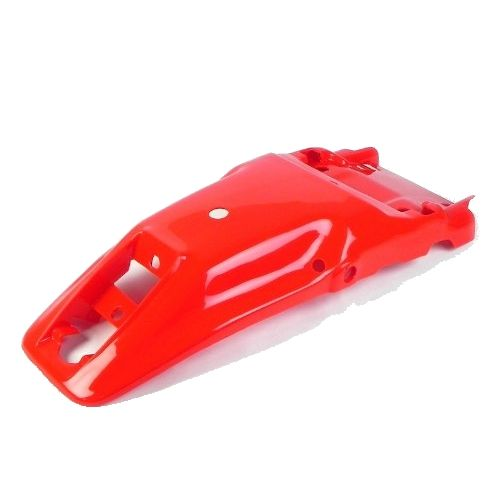 Paralama Traseiro NX-150- Vermelho