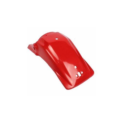 Paralama Traseiro XL-250-vermelho
