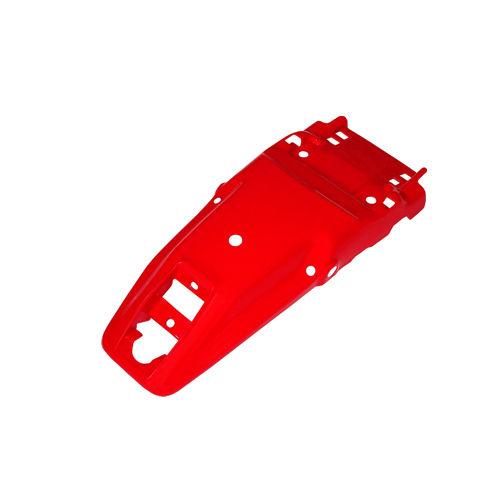 Paralama Traseiro NX- 200 Vermelho