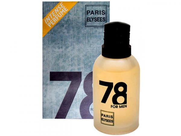 Paris Elysees 78 - Perfume Masculino Eau de Toilette 100 Ml