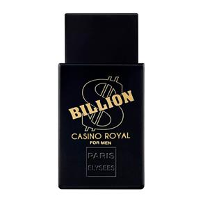 Paris Elysees Billion Casino Royal Perfume - 100ml