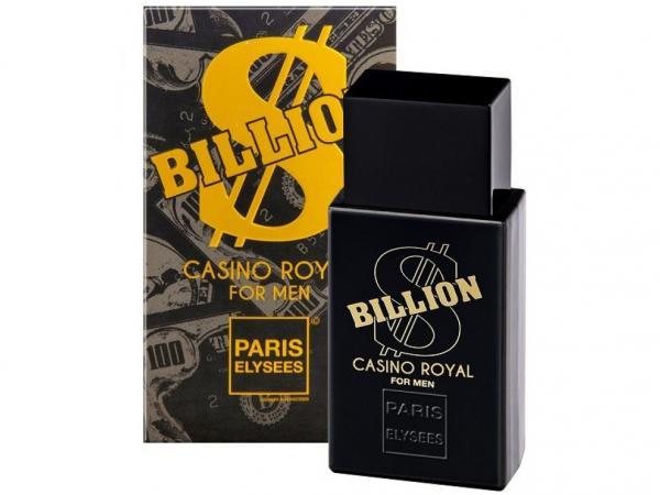 Paris Elysees Billion Casino Royal Perfume - Masculino Eau de Toilette 100ml