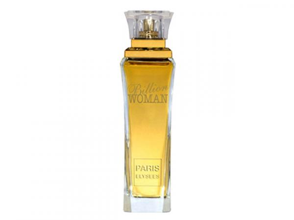 Paris Elysees Billion Woman - Perfume Feminino Eau de Toilette 100 Ml