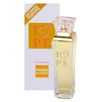 I Love Pe de Paris Elisees Eau de Toilette Feminino - Paris Elysees