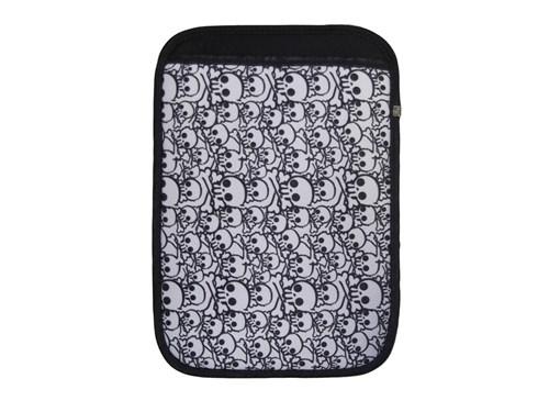 Pasta Case para Tablet 10'' Caveiras