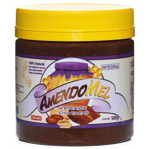 Tudo sobre 'Pasta de Amendoim Amendomel'