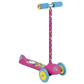 Tudo sobre 'Patinete Barbie Tri Wheels Fun'