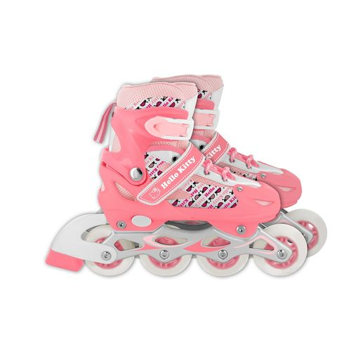 Patins Hello Kitty Tam G - Br766 Br766