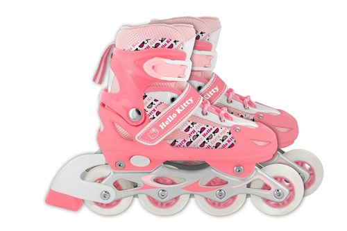 Patins Hello Kitty Tam G - BR766