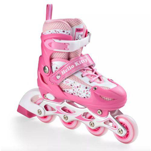 Patins Hello Kitty Tam M (35 a 38) Multikids