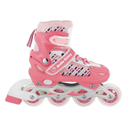 Patins Hello Kitty Tam P (31-34) Multikids - Br764