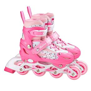 Patins Multilkids Hello Kitty Tam M 35 a 38 BR765