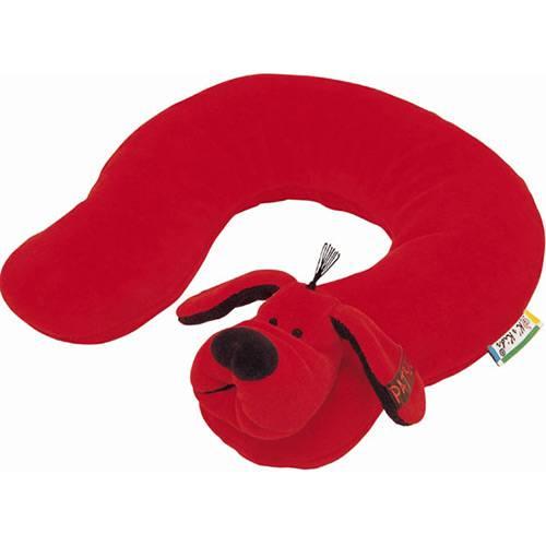 Tudo sobre 'Patrick Protetor de Pescoço para Viagens KS Kids Vermelho'