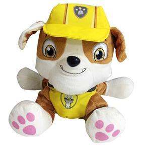 Patrulha Canina Pelúcia Rubble - Amarelo