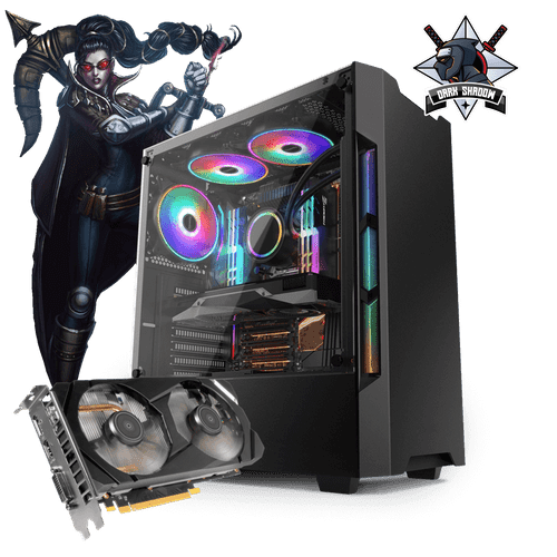 Tudo sobre 'Pc Gamer Neologic Dark Shadow NLI81275 Intel I7-9700K 8GB (GTX 1660) 1TB'