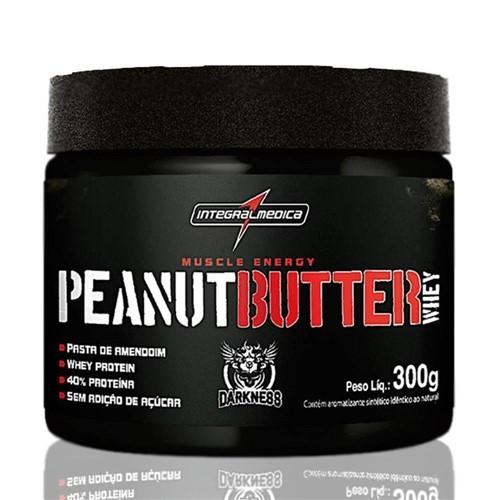 Tudo sobre 'Peanut Butter Whey 300g - Integralmédica'