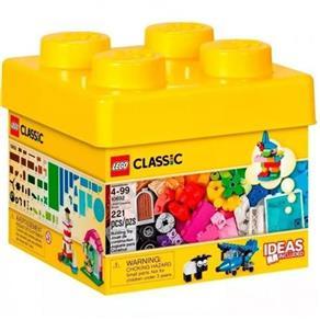 Peças Criativas Classic - 221 Peças - Lego