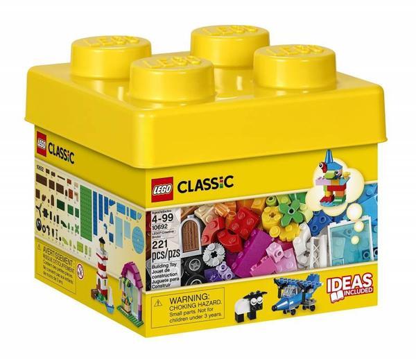 Peças Criativas - LEGO 10692