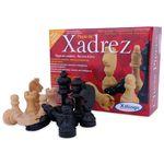Peças de Xadrez em Madeira - Xalingo