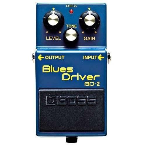 Tudo sobre 'Pedal Blues Drive Bd2 Boss'
