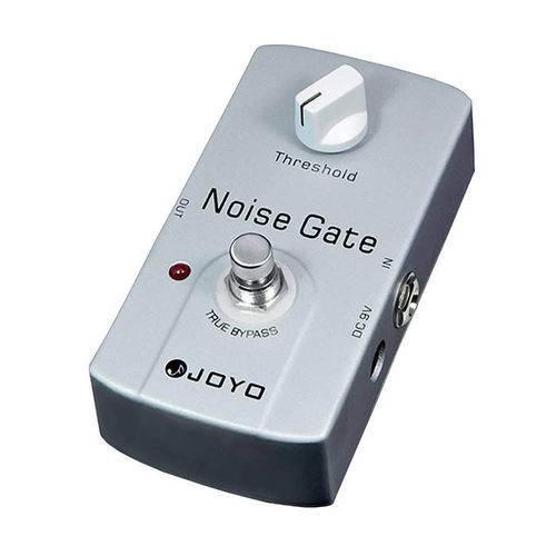 Tudo sobre 'Pedal Guitarra Noise Gate Joyo Jf-31'