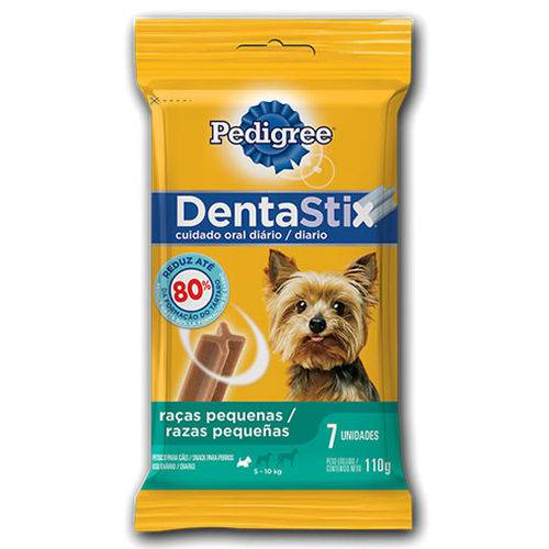 Tudo sobre 'Pedigree Dentastix Raças Pequenas'