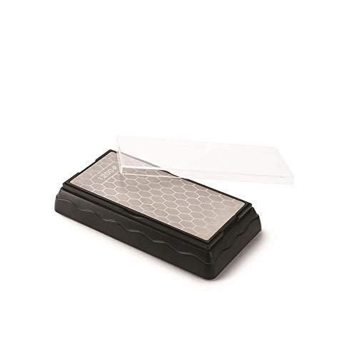 Pedra Afiação Diamantada Dupla Face 1200/600 P300 Mundial