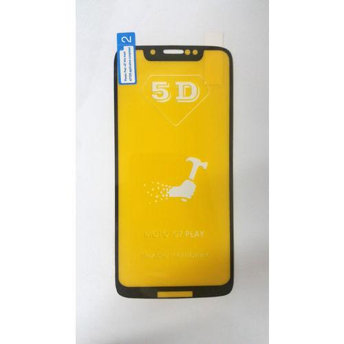 Tudo sobre 'Película 5d Gel Flexível Full Motorola Moto G7 Play'