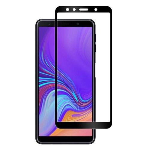 Tudo sobre 'Película 3d Vidro Preto para Novo Samsung Galaxy A7 2018'